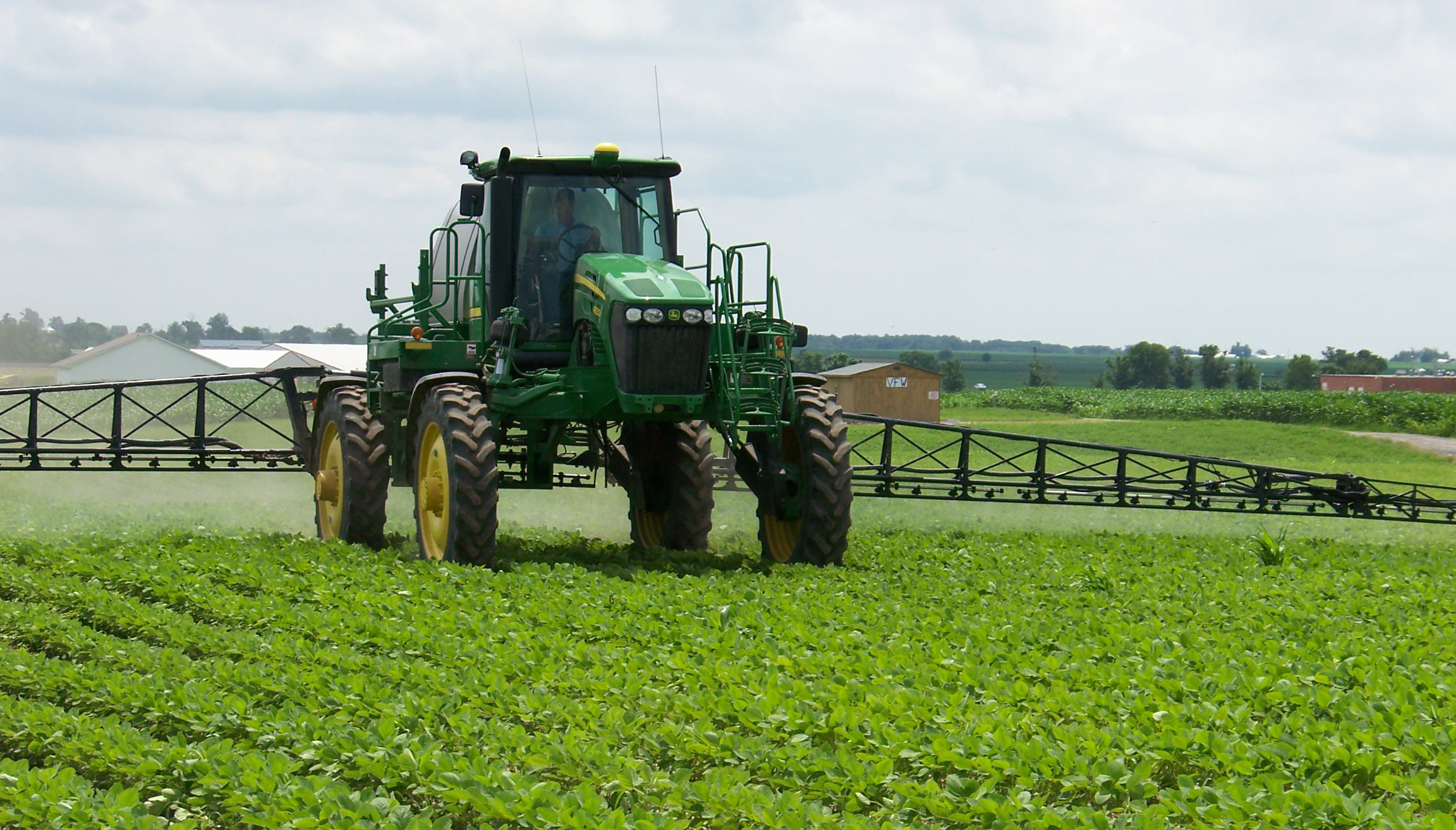 U.S. EPA Announces 2020 Dicamba Registration Decision